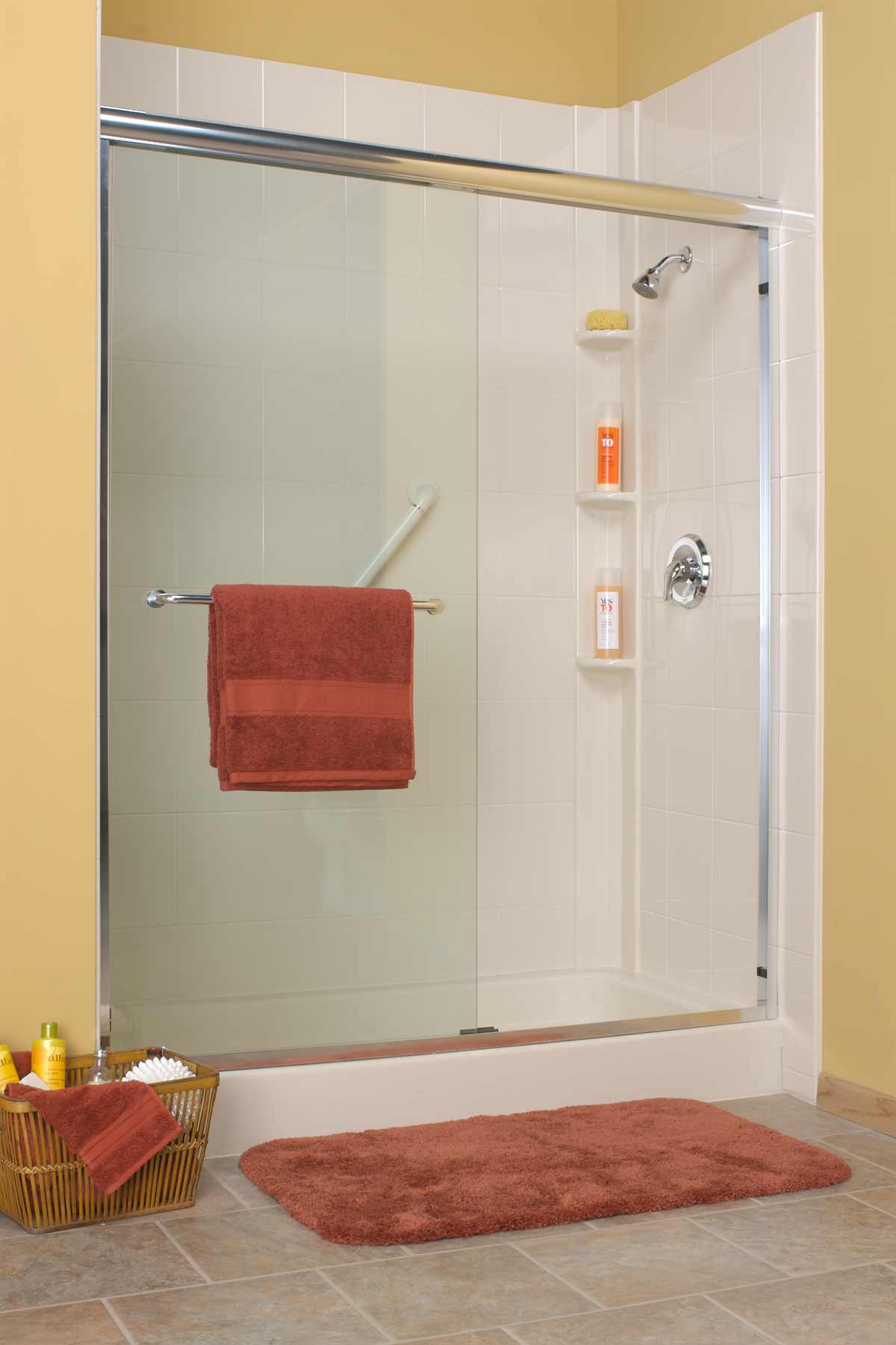 Bathroom Ideas Replace Tub With Shower : Replace tub shower san antonio tx austin