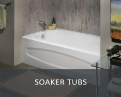 Soaker Bathtubs
