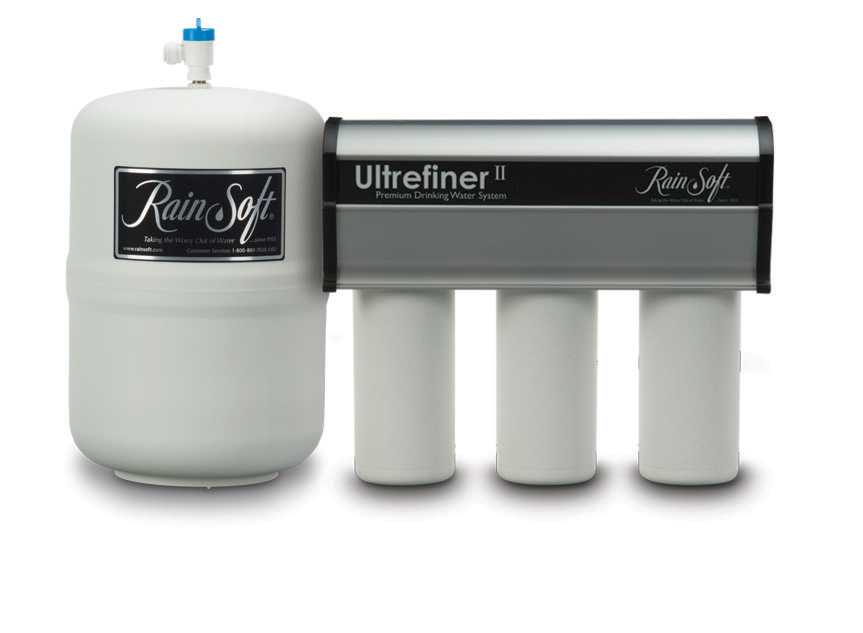 UltreFiner II - Drinking Water System